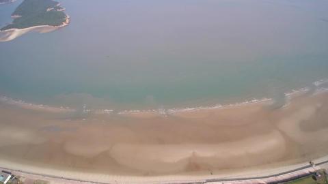 대광해수욕장 전경_2015년 9월 Footage