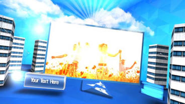 Urban Slideshow After Effects Templates
