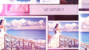 Magic Wedding Slideshow After Effects Template