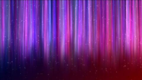 curtain of rays Animación
