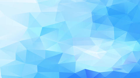 hexagon design with darkness and lighting sides sharing 3d effect look like a iceberg melt in a Animation