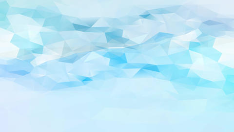 polygon motif creating geometrical figures move from left to right with a lined texture on it and Animation