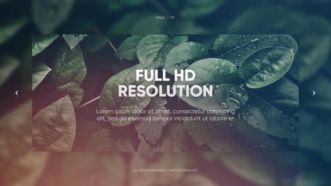Modern Presentation - Smooth Corporate // Premiere Pro Premiere Pro Template