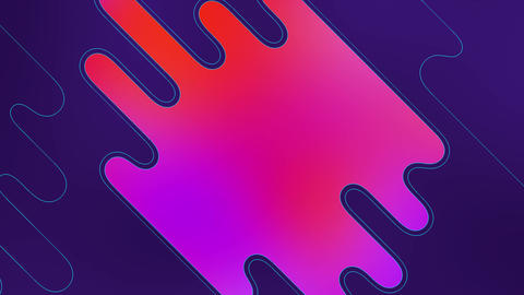 Dynamic Shapes Background Animation