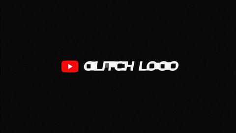 StyliSh GliTch LoGo After Effects Template