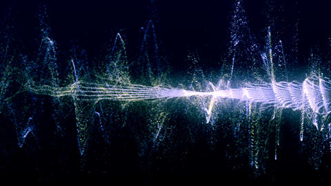 Frequency Waves 04 Animation