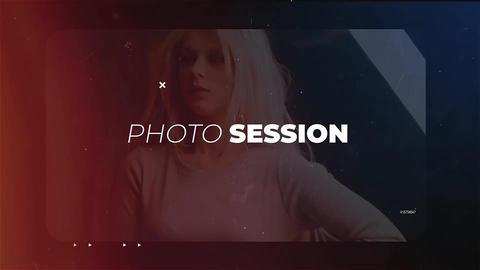 Photo Session Premiere Proテンプレート