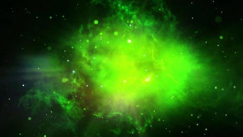 宇宙 背景 バックグラウンド ループ アニメーション CG動画
