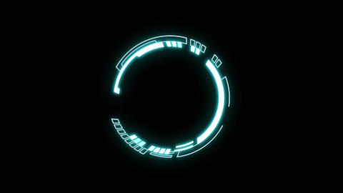 Sci-Fi Circle5 CG動画