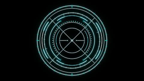 Sci-Fi Circle10 CG動画