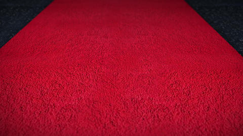 Red Carpet 4k Animation