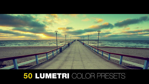 Color Lumetri Presets