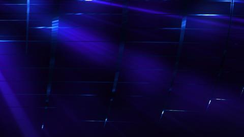 Elegant Grid Light Rays Blue_01 1