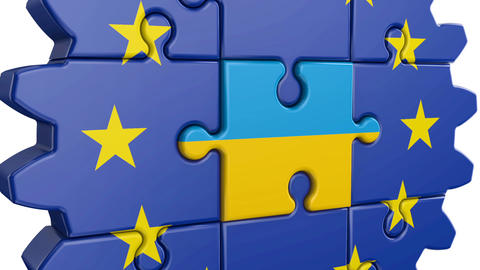 Puzzle EU and Ukrainian Animation
