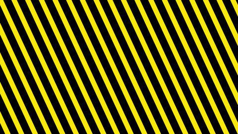 Dangerous Image Stripe Material