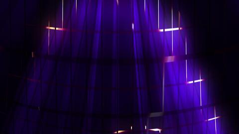 Elegant Grid Light Rays 39 Animation
