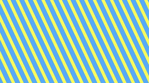 Diagonal-stripes-A-yellow-blue Animation