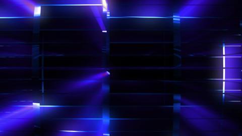 Elegant Grid Light Rays 42 Animation