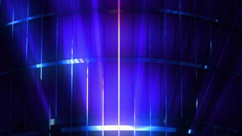 Elegant Grid Light Rays 46 Animation