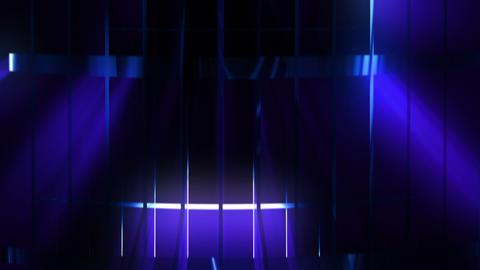 Elegant Grid Light Rays 48 Animation