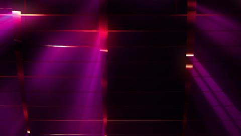 Elegant Grid Light Rays 51 Animation