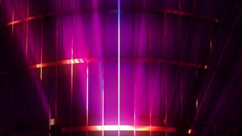 Elegant Grid Light Rays 54 Animation