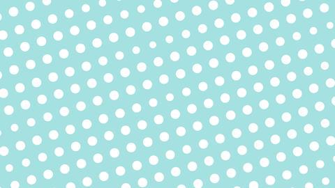 Large polka dots Videos animados