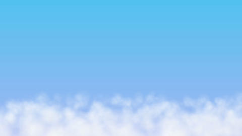 Background_Cloud CG動画