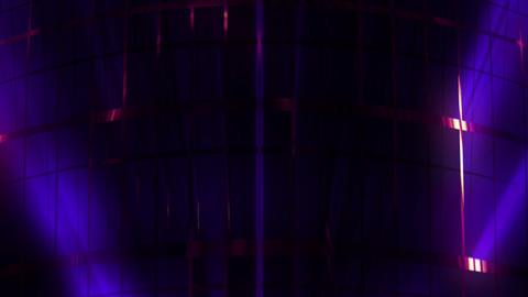 Elegant Grid Light Rays 70 Animation