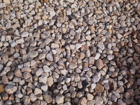 Decorative Stone Pebbles texture Photo