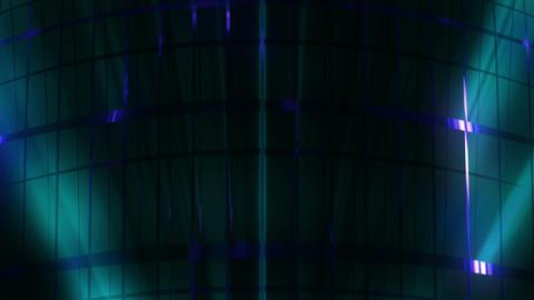 Elegant Grid Light Rays 95 Animation
