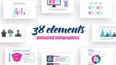 Infographics vol.29 After Effects Template