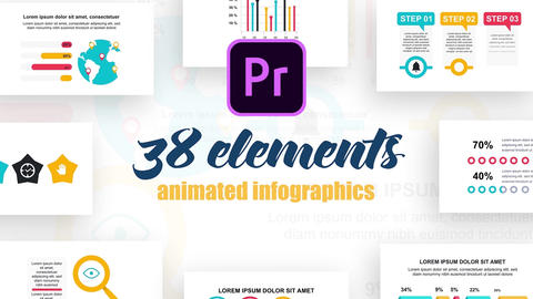 Infographics vol.27 After Effects Template