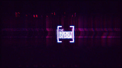 Logo Glitch Opener After Effects Template