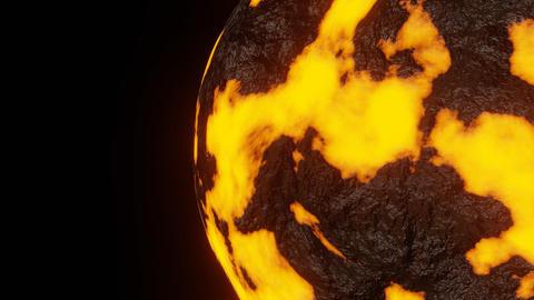 Burning Planet 0
