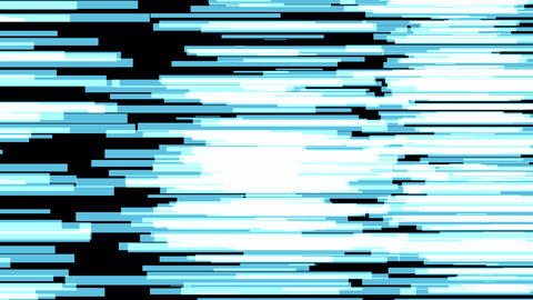 Abstract blue lines texture background.Blue horizontal line pattern background Animation