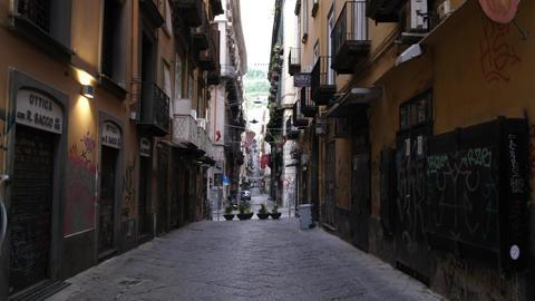 Napoli alone Live Action