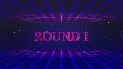 Retro game round 1 GIF