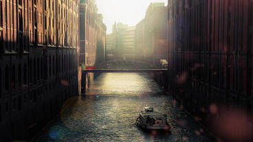 Epic Urban Slideshow After Effects Template