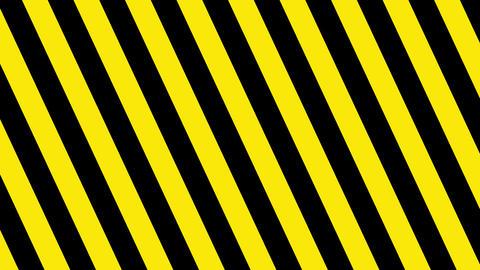 Dangerous Image Stripe Material 2