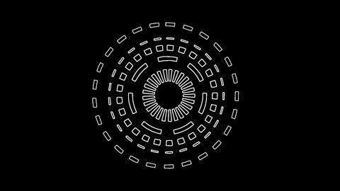 vegas cycle Animation