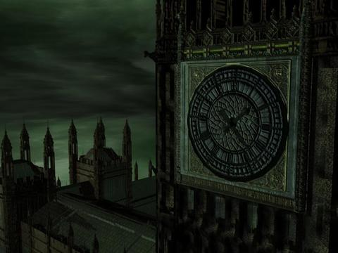 Big Ben Westminster Bridge 3D Model