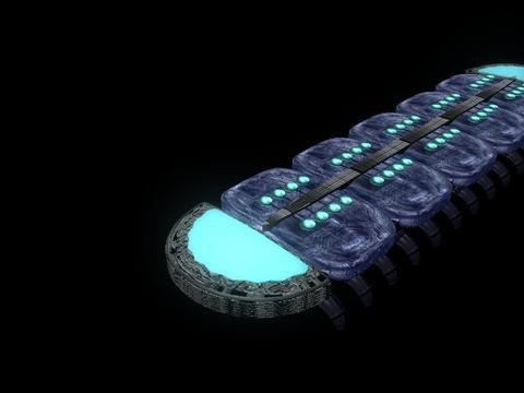 Centipede Robot Centripedes Modelo 3D