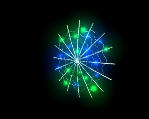 Spider Web Crawlebot Cyberweb Modelo 3D