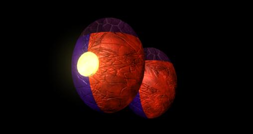 Alien Eggs Arachnipien Modelo 3D