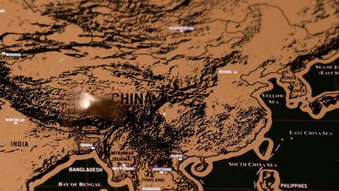 Map 0
