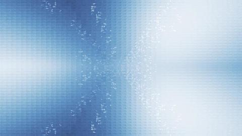 Business Blue Background Elegant Patterns Animation