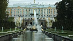 Peterhof Saint Petersburg Russia