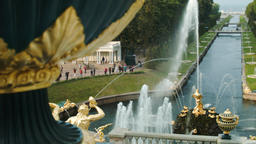 Peterhof Saint Petersburg Russia 0
