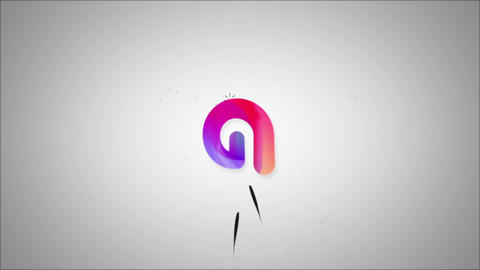 Minimal Circles Logo Reveal Premiere Pro Template